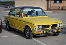 Triumph Dolomite / Very popular small saloon car made by Triumph from 1972 to 1980 the most sort after is the Sprint.