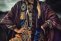Boho Neo Folk Ethnic _Inspirations / Des idées de looks