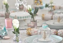 Christmas Table Inspirations / Such a gorgeous time of year, and the table has to be perfect.