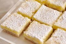 Recipes - Cakes & Deserts