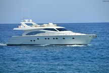 Mary, Ferretti 68 / The amazing Mary, a Ferretti 68, will be available in Rhodes for 2015 by Istion Yachting! Mary is available for private crewed yacht charters throughout Rhodes. For more information, please click the link below: http://www.istionluxuryyachts.com/motor-yachts/my-mary
