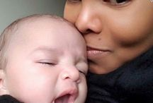 Janet jackson and son