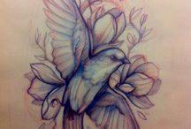 Tattoo, Sketches, Henna & Co.