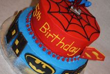 Boys' Birthday Themes / by Jill-Shawn Zabokrtsky