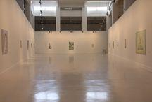 Luc Tuymans /  Un recorrido por su obra pictórica a través de 16 óleos de diferentes formatos.