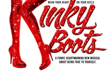 Kinky Boots / From Grammy winner Cyndi Lauper and four-time Tony winner Harvey Fierstein comes the exhilarating new musical Kinky Boots, directed and choreographed by Tony winner Jerry Mitchell.