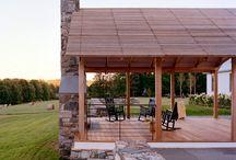 Platt Dana Outdoor rooms