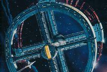 Sci-Fi: Stations