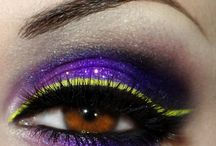 makeup :)