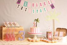 Future Birthday Party Ideas / by Lupe Guitron Ruiz