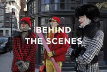 Behind the Scenes at Moncler Grenoble FW16 / We reveal what went on behind the scenes of the ‪#‎MonclerGrenoble‬ Fall-Winter 2016/17 Show / by Moncler