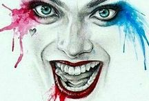 Harley a Joker