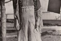 PONCA TRIBE / The Ponca (Páⁿka iyé: Páⁿka or Ppáⁿkka pronounced [pãŋꜜka]) are a Midwestern Native American tribe of the Dhegihan branch of the Siouan language group. There are two federally recognized Ponca tribes: the Ponca Tribe of Nebraska and the Ponca Tribe of Indians of Oklahoma. Their traditions and historical accounts suggest they originated as a tribe east of the Mississippi River in the Ohio River valley area and migrated west for game and as a result of Iroquois wars.