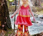 Children's Clothing / by Candice Frederick