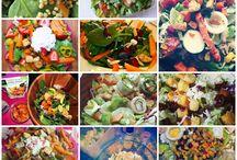 Lunches/Salads / by Heather Garrett