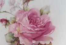 porcellana dipinta