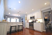 Kitchen & Dining Room Renovation in Port Washington, NY / We recently completed this Kitchen & Dining Room Renovation in Port Washington, NY for Lowe's Home Improvement. The clients were very pleased with the end result.