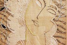 Artebordado / Del uso de las técnicas de bordado en el arte