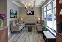 Waiting room dentis