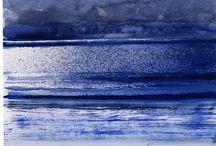 Watercolor / sea