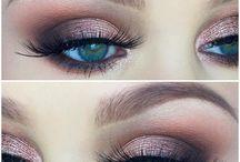 make up ✌