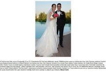 Basında Düğün Mimarı Hera'da Davet / basın, düğün