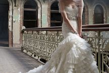 Wedding Dresses and Gorgeous Dress Poses