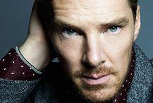 Benedict Cumberbatch Style / Home decor items inspired by Benedict Cumberbatch.