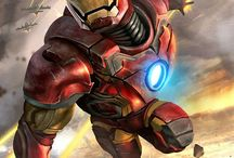 Iron-Man & Tony Stark
