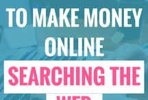 **Make Money Online Ideas** / A collaborative board dedicated to sharing the best ways to make money online. If you'd like to join as a collaborator, please follow me and this board, then send an email to preciousnewstart@gmail.com. For every pin you add, please repin TWO of the pins already on here to another board.  Note: Genuine blog posts only please. Thank you