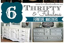 Good Ideas - Furniture Makeovers