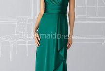Bridesmaid dresses / Wedding dresses