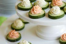 Детское день рождения / Блюда, рецепты