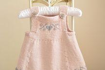 Bebek kıyafet orgu
