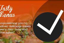 She Plans Dinner / An online menu, recipe & grocery list subscription service