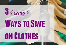 Frugal Life / Frugal living and ways to save money.