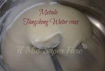 Tangzhong o water roux / by Mariellam