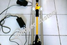 Rod building/rod dryer/ rod wrapper / Alat ini diperuntukan membuat atau memperbaiki  fishing rod/joran pancing.