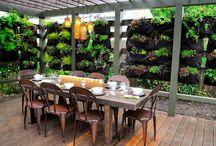 Gardens | Outdoor / Una raccolta degli angoli esterni più caratteristici e suggestivi.