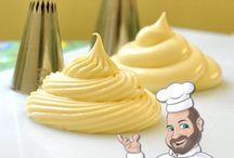 Glacê de Maracujá p bolos Cup e tortas