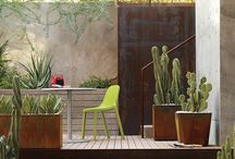 THE OUTDOOR SPACE / by Taryn McPherson