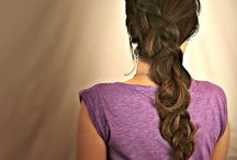 Hair ideas for Brey / by Bianca Flores Cervantes