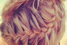 arreglar el cabello / ..