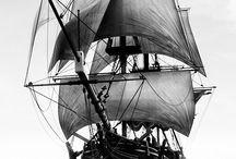 Barcos y marinos