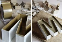 I Beton I / DIY, Beton, Instructions, Gift Ideas, Interior