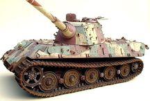 PzKpfw VI Sd.Kfz 182 Königstiger