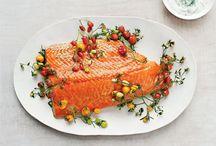 Fish & Seafood / by M. Merleau-Ponty