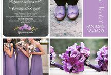 African Violet / Pantone 2013 Colors of Spring African Violet