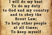 Boy Scouts / I love being a Boy Scout and I want to share my love with ya'll.