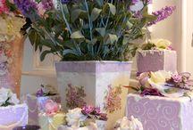 Carmen S.Facipieri / Decoração e cakes e decorativos